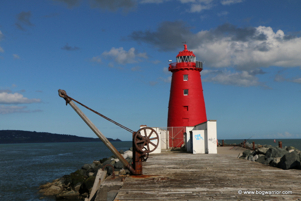 Poolbeg Lighthouse & the Great South Wall