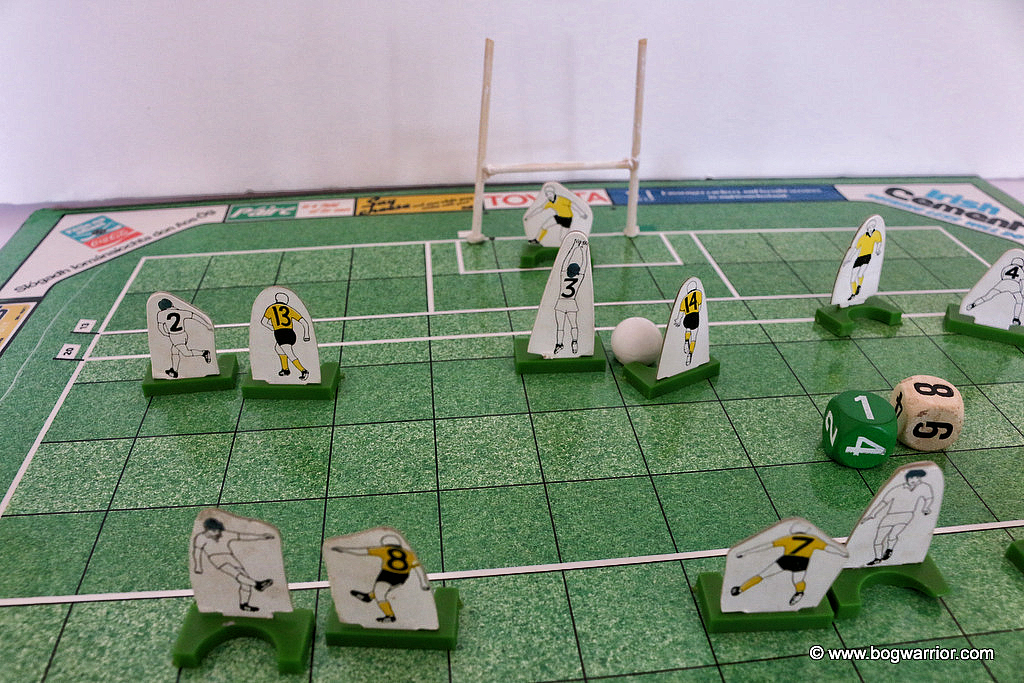 attack on goal