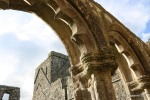 Archway in Fore Abbey