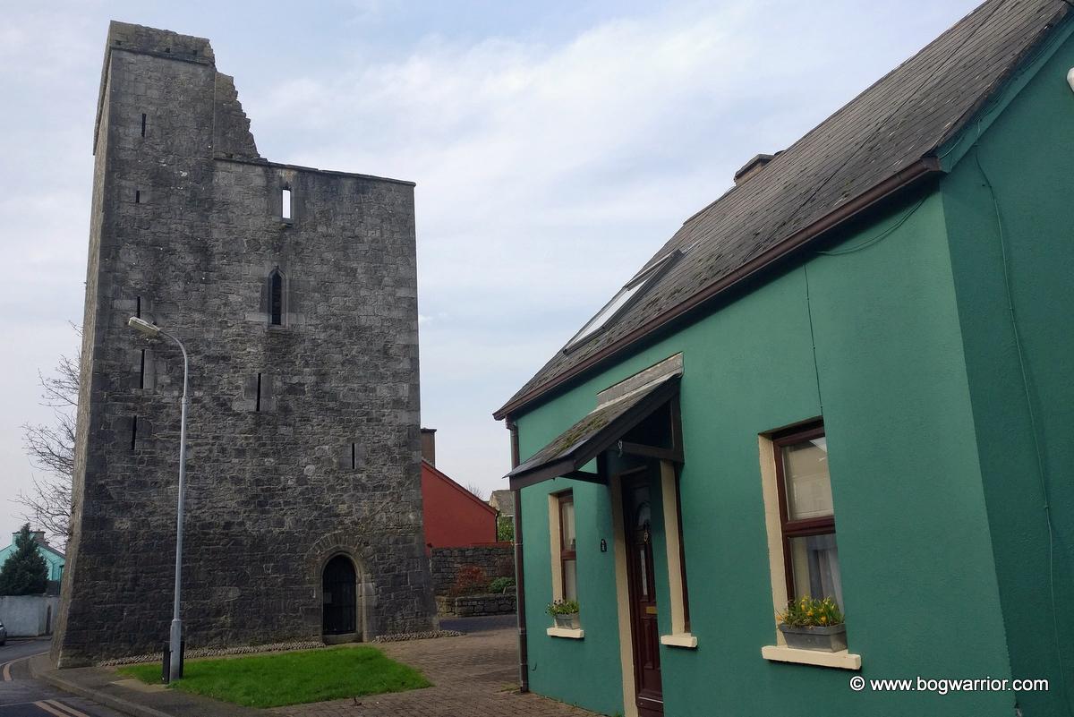 Maudlin Castle