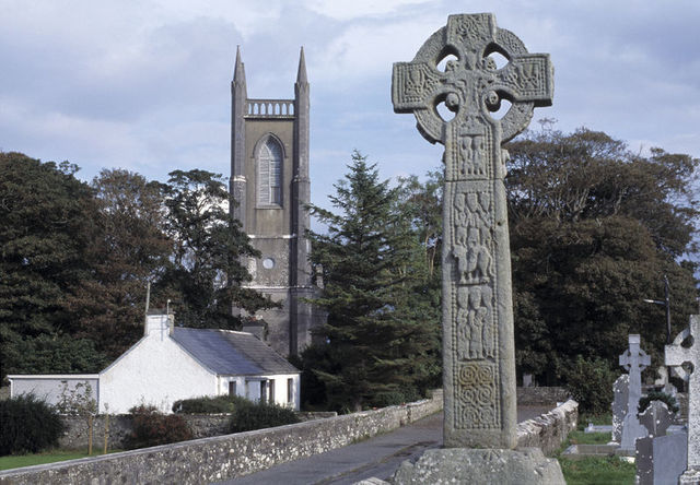Drumcliffe High Cross