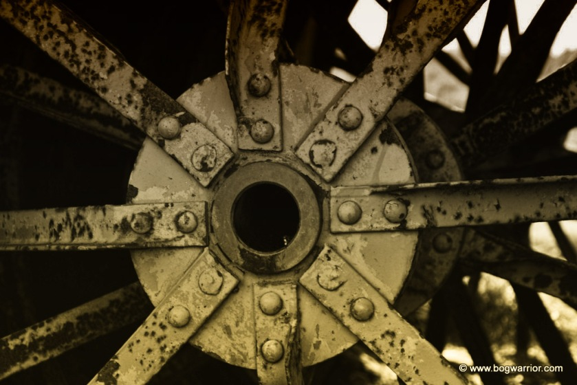 The wheels of industry