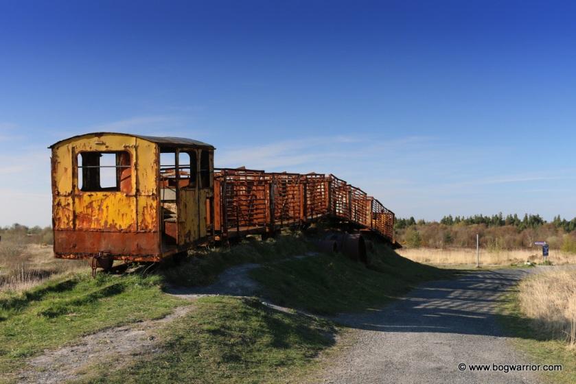 Sky Train by Michael Bulfin