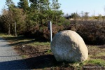 Noggus Boulder. Not a sculpture but an erratic