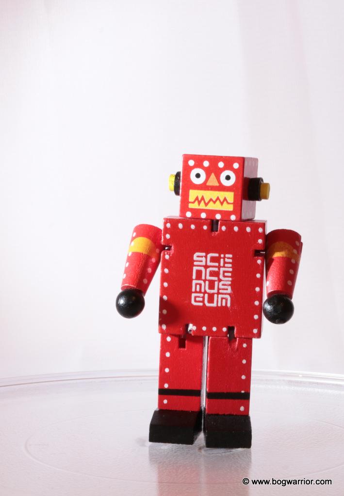 Souvenir Robot