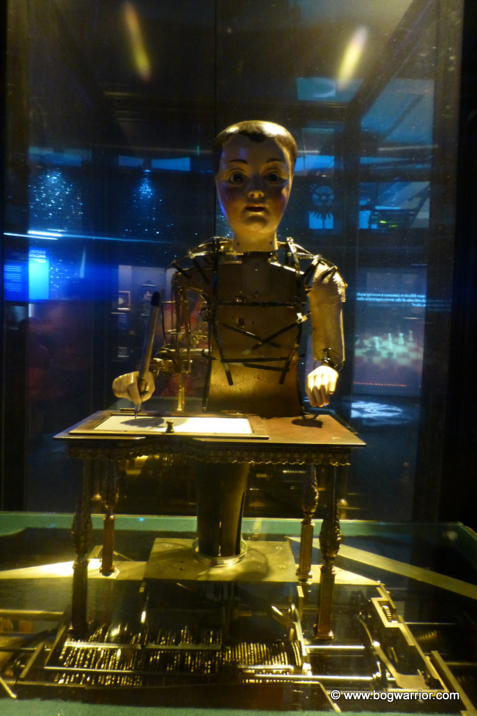 Maillardet's Automaton
