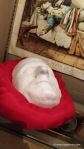 Death Mask of Wolfe Tone (20 June 1763 – 19 November 1798)