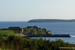 Duncannon Fort as viewed from outside the town