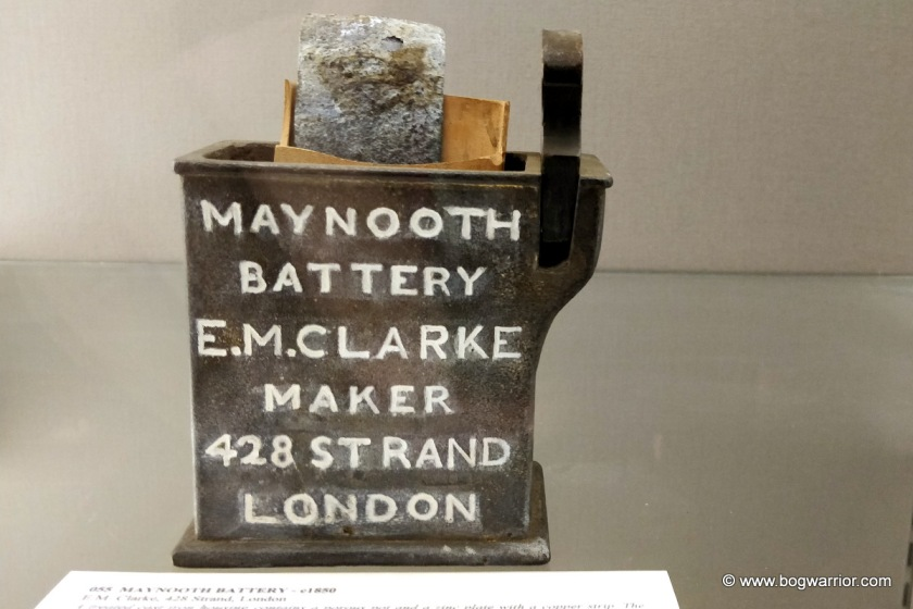 Maynooth Battery