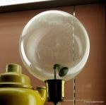 Bell in Evacuated Globe