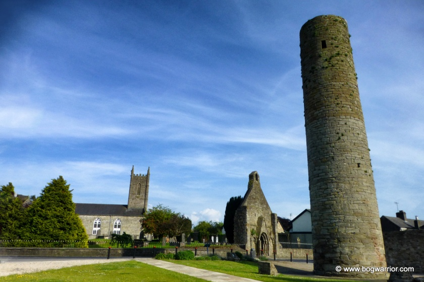 Roscrea Tower and Church