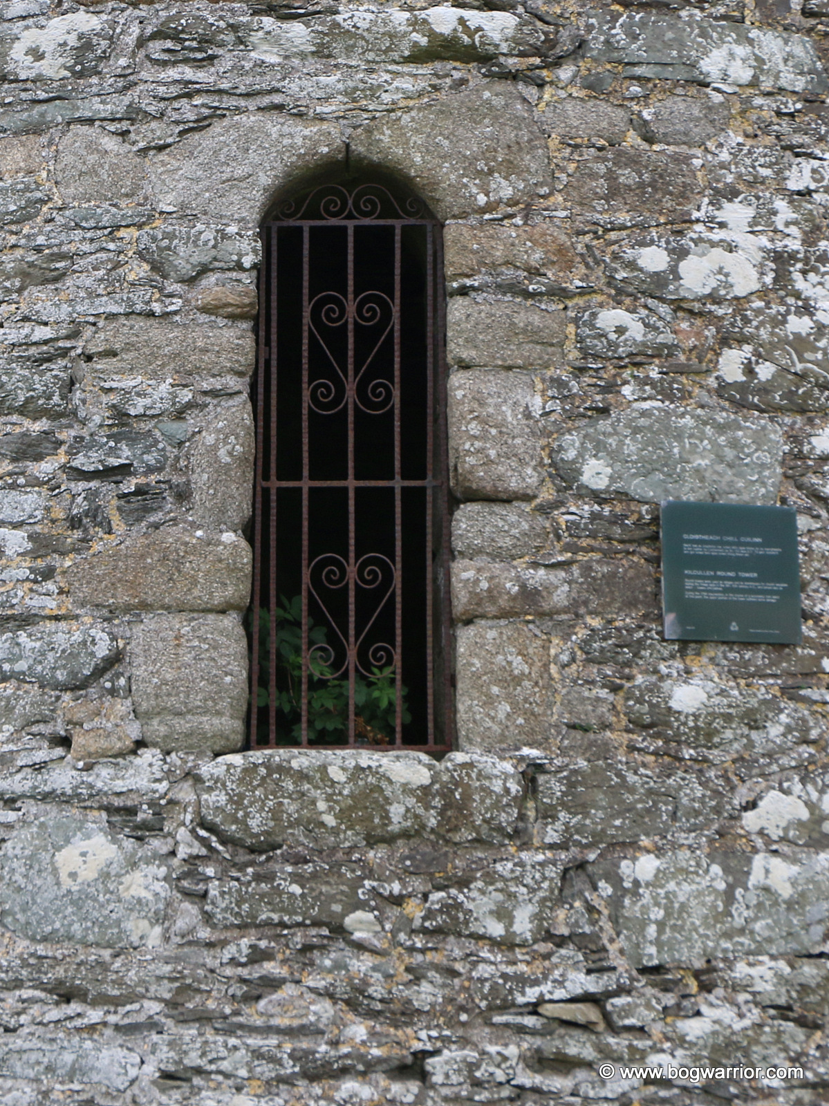 Kilcullen doorway 2021